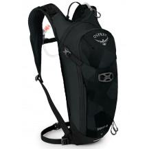 Osprey Siskin 8 Hydration Pack - Obsidian Black