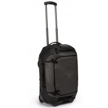 Osprey Transporter 40 Wheeled Duffel Bag - Black