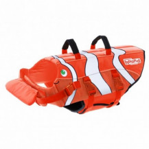 Outward Hound Fun Fish Life Jacket - Medium