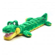 Outward Hound Long Gator Squeaker Matz Dog Toy - Large