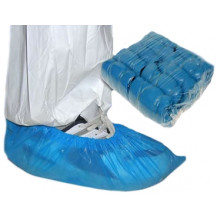 Disposable Overshoes - 10 Pairs