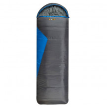 Oztrail Blaxland Jumbo Hooded Sleeping Bag Blue
