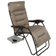 Oztrail Brampton Sun Lounge Chair - 150kg