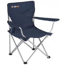 Oztrail Classic Armchair - 110kg, Blue