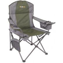 Oztrail Cooler Arm Chair - Green, 150kg