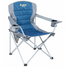 DELUXE JUMBO ARM CHAIR 130kg Blue