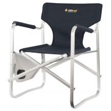 Oztrail Directors Studio Chair + Side Table - 130kg