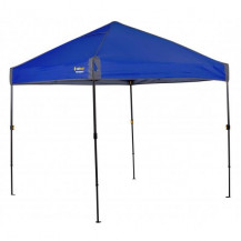 The Oztrail Fiesta Compact 2.4 Gazebo - Midnight Blue