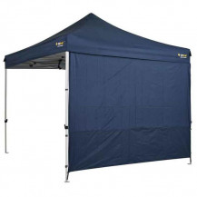 Oztrail Heavy Duty 3m Solid Wall Kit - Blue