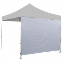 Oztrail Heavy Duty Solid Gazebo Wall Kit - White