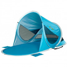 Oztrail Personal Pop Up Beach Dome - Blue