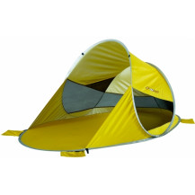 Oztrail Personal Pop Up Beach Dome - Yellow