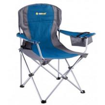 Oztrail Sovereign Jumbo Cooler Armchair -  Blue, 140kg
