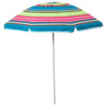 Oztrail Sunshine Beach Umbrella w - Vent - 200cm