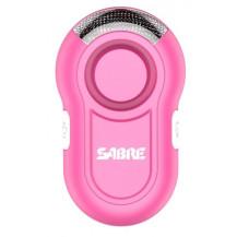 Sabre Personal Clip-On Alarm - Pink