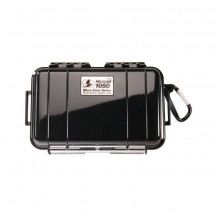 Pelican 1050 Micro Case with Liner - Black