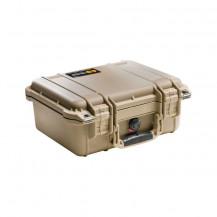 Pelican 1400 Small Case - Desert Tan