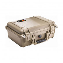 Pelican 1450 Medium Case - Desert Tan