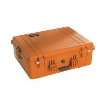 Pelican 1600 EMS Case - Orange
