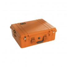 Pelican 1600 Large Case - Orange