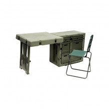 Pelican FD3121 Single Field Desk