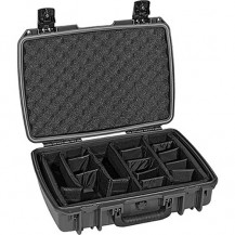 Pelican Storm iM2370 Laptop Case with Padded Dividers - Black