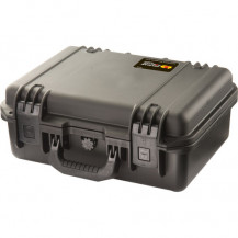 Pelican Storm iM2200 Case with Cubed Foam - Black
