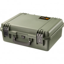 Pelican Storm iM2400 Case with Cubed Foam - Olive Drab