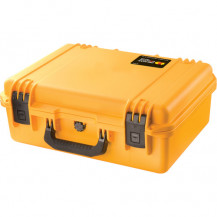 Pelican Storm iM2400 Case with Cubed Foam - Yellow