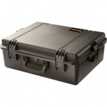 Pelican Storm iM2700 Case with Cubed Foam - Black Closed