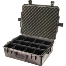 Pelican Storm iM2700 Case with Padded Dividers - Black