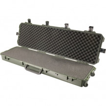 Pelican Storm iM3300 Long Case with Solid Foam - Olive Drab