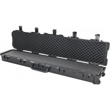 Pelican Storm iM3410 Long Case with Solid Foam - Black