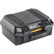 Pelican Vault V100 WL/WF Small Pistol Case - Black