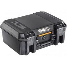 Pelican Vault V300 WL/WF Large Pistol Case - Black