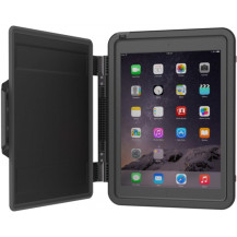 Pelican Vault iPad Mini 3 Case - Black, Open - iPad NOT Included