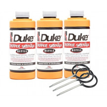 Duke Pepper Grenade Refill - 3 Pack