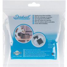 Petsafe Drinkwell Current Fountain Charcoal Filter - 4 Pack