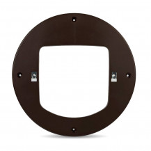 Petsafe Microchip Glass Mounting Adapter - Brown