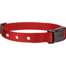 PetSafe Wide Robust Nylon Collar - Red