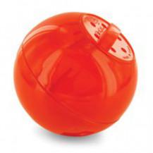 PetSafe SlimCat Interactive Toy Ball Feeder - Orange