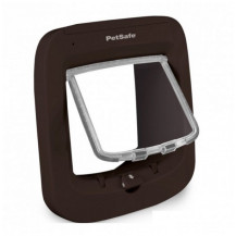 Petsafe Smart Microchip Cat Flap - Brown