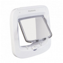 Petsafe Smart Microchip Cat Flap - White