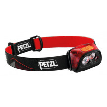 Petzl Actik Core 450 Headlamp - Red