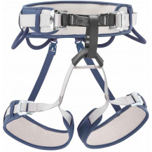 Petzl Corax 2 Harness - Blue Jean