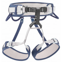 Petzl Corax 1 Harness - Blue Jean