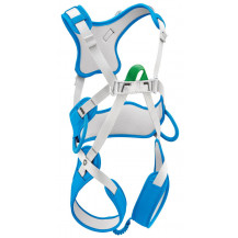 Petzl Ouistiti Kids Harness - Methyl Blue