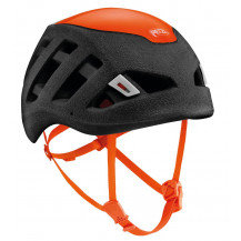 Petzl Sirocco Helmet - Medium/Large, Black/Orange