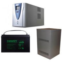 PHD Powerhouse ST2020-L Line Interactive Pure Sinewave UPS Kit - 2kVA, 48V