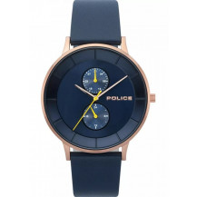 Police Berkley Multifunctional Watch - Blue